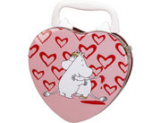 Valentine, Lunchbox with handle
