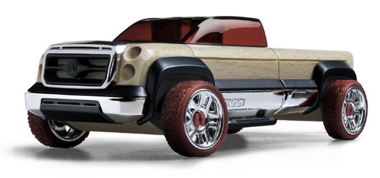 AUTOMOBLOX mini T-900 truck